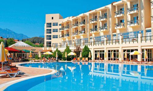 voyage algerie hotel